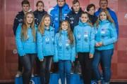 Baltijas kauss 2019 1.posms, atlkāšana un FIS sacensību apbalvošana, Foto: E.Lukšo