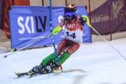 Baltijas kauss 2019 1.posms, jauniešu un meistaru slaloms, Foto: E.Lukšo