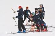 FIS Latvijas kauss 1.posms, jauniešu super gigants, Foto: E.Lukšo