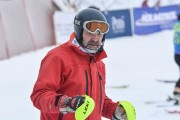 FIS Latvijas kauss 1.posms, jauniešu slaloms, Foto: E.Lukšo