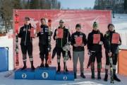 Baltijas kauss 2018 2.posms, Elites FIS slaloms, Foto: E.Lukšo