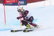FIS Latvijas kauss 2.posms, jauniešu milzu slaloms, Foto: E.Lukšo