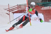 FIS Latvijas kauss 2.posms, jauniešu slaloms, Foto: E.Lukšo