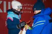 Siguldas kauss 2018 snovbordā, Foto: E.Lukšo