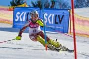 FIS Baltijas kauss 2.posms, NJR un ENL slaloms, Foto: E.Lukšo