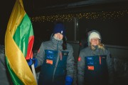FIS Baltijas kauss 3.posms, atklāšana, Foto: E.Lukšo