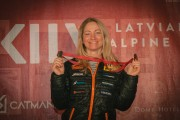 FIS Baltijas kauss 3.posms, SG un AC apbalvošana, Foto: E.Lukšo