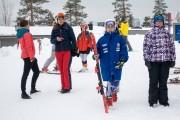 FIS Baltijas kauss 3.posms, PSL un kopvērtējuma apbalvošana, Foto: E.Lukšo