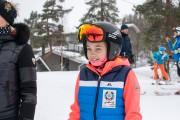 FIS Baltijas kauss 3.posms, U10 sacensības, Foto: E.Lukšo