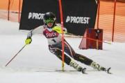 Baltijas kauss 2020 1.posms, FIS slaloms, Foto: E.Lukšo