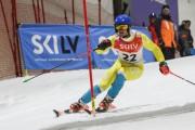 Baltijas kauss 2020 1.posms, FIS paralēlais slaloms, Foto: E.Lukšo