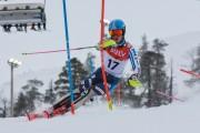 FIS Baltijas kauss 2020 LČ slalomā, Foto: E.Lukšo