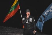 FIS Baltic Cup 2018 3. posms, atklāšana, Foto: Emīls Lukšo