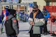 FIS Baltijas kauss Pozza di Fassa, sagatavošanās diena, Foto: E.Lukšo