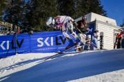 FIS Baltijas kauss Pozza di Fassa, FIS Latvijas čempionāts GS, Foto: E.Lukšo