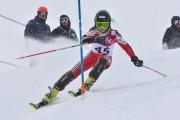 FIS Baltic Cup 2018 3. posms, jauniešu un meistaru AC slaloms, Foto: Emīls Lukšo