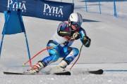 FIS Baltic Cup 2018 3. posms, jauniešu un meistaru GS, Foto: Emīls Lukšo