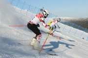FIS Baltic Cup 2018 3. posms, jauniešu un meistaru PSL fināli, Foto: Emīls Lukšo