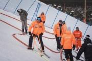 FIS Baltic Cup 2018 3. posms, trases sagatavošana, Foto: Emīls Lukšo