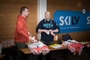 FIS Baltic Cup 2018 3. posms, pirmā komandu kapteiņu sapulce, Foto: Emīls Lukšo