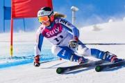 FIS Baltic Cup 2018 3. posms, Latvijas Čempionāts milzu slalomā, Foto: Emīls Lukšo